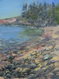Little Hunter Beach Cobbles