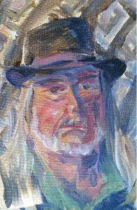 Cowboy Closeup