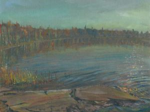 Lake Agnes Sparkle