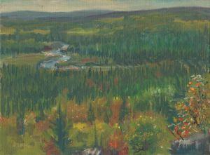 Poplar River Overlook