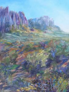 Superstition Mountain Overview