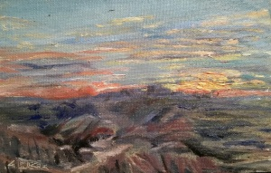 Badlands Sun 1