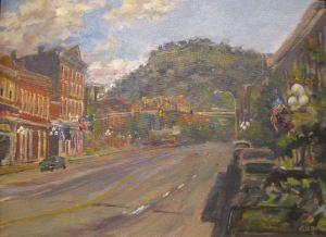 Sunny Main Street
