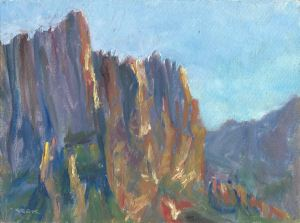 Superstition Mountains Lost Dutchman