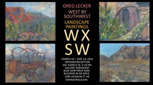 Opening Reception October 19