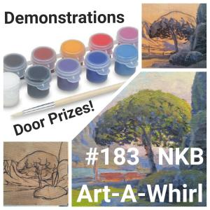 2016 Art-A-Whirl Door Prizes